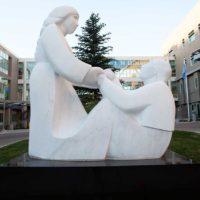 Madeline Wiener Public Art Sculpture