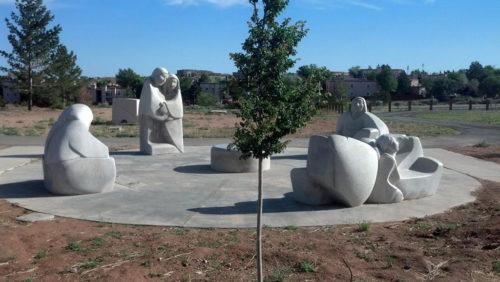 Santa Fe, Installation at Ragle Park